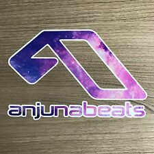 "Anjunabeats Logo 6"" Wide Galaxy Vinyl Decal Sticker - BOGO"