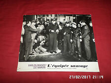 PHOTO exploit  BRANDO / MARVIN / L'EQUIPEE SAUVAGE