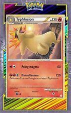 Typhlosion - HS:HeartGold SoulSilver - 32/123 - Carte Pokemon Neuve Française
