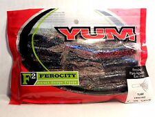 "YUM F2 Ferocity 4"" Tube Choice of Color/Size"
