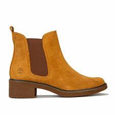 Womens Timberland Brinda Chelsea Boots In Tan
