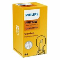 AMPOULE PWY24W Halogene 12V 24W Philips Standard Single 12174SVHTRC1