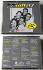 PLATTERS Only You! .. 60 Original-Titel Readers 3-CD-Box TOP