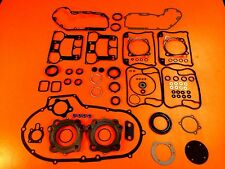 91-03 FITS HARLEY  883 SPORTSTER  FULL GASKET SET WITH .040 MLS HEAD GASKETS