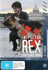 INSPECTOR REX : COMPLETE SEASON 12   - DVD - UK Compatible  -sealed