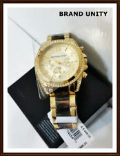 Gold Plated Band Luxury Watches