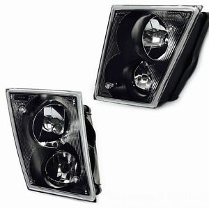 Volvo Vn Vnl 630 670 730 780 Truck 03 - 15 Daytime Running Fog Light Lamp Pair