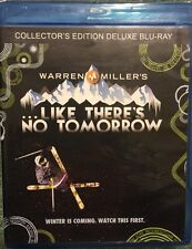 Like There Is No Tomorrow Warren Miller's Ski Movie Blu-Ray