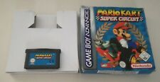 Nintendo Gameboy-Mario Kart Super Circuit-GBA-Complet-Coffret - Collectors