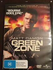 GREEN ZONE Matt Damon New Unsealed DVD R4