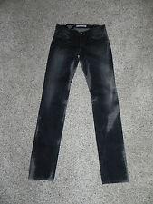 JBrand Jeans Size 25 Skinny Black Multi Wash Inseam 34 NWT See details