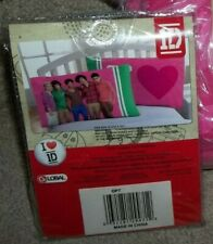 New 1D One Direction Reversible Pillow Case (Microfiber Fabric)