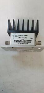 Mini-Circuits ZFL-2500VHB+ RF Amplifier 50Ω Medium Power 10 to 2500 MHz SMA