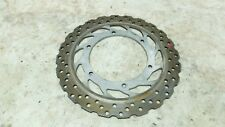 12 Yamaha XT1200 XT 1200 Z Super Tenere rear back brake rotor disk
