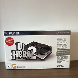 DJ Hero 2 with Turntable - PS3