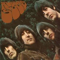 THE BEATLES Rubber Soul 180gm Vinyl LP 2014 MONO Remastered NEW & SEALED