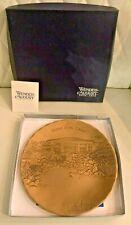 Wendell August Solid Bronze Plate-Grand Hyatt Kauai-Limited Edition
