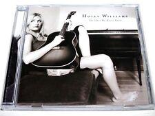 cd-album, Holly Williams - The Ones We Never Knew, 12 Tracks, Australia