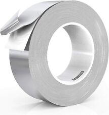 New listing Llpt Aluminum Foil Tape 2 Inches x 165 Feet 3.94 Mil High Temp Heavy Duty Adhesi