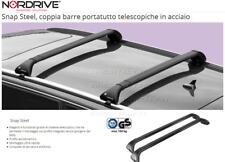 Barre tetto trasv portabagagli Originali BMW Serie 5 Touring F11-82712347755