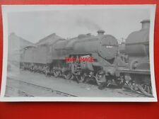 PHOTO  LMS 2-6-0 CRAB LOCO NO (4)2767