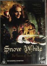 Snow White - The Fairest Of Them All (DVD, 2005)  BRAND NEW & SEALED
