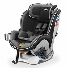New Chicco NextFit Zip Convertible Car Seat in Carbon Free Shipping!