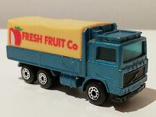 Volvo Truck Fresh Fruits & Co Matchbox Superfast No.26 Macau von 1981