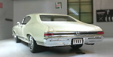 G LGB 1:24 Scale 1968 Chevrolet Chevelle SS 29397 Very Detailed Welly Model Car