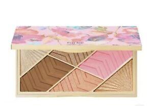 TARTE BLOOMIN' BEAUTIES CHEEK SET (Blush Bronzer & Highlighter BRAND NEW