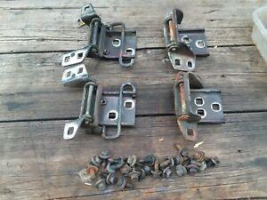 DOOR HING SET CHEVY GMC TRUCK 73-87 SUBURBAN BLAZER 73-91 K5 K10 K20 C10 C20 C30