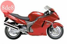 Manuales de motor CBR Honda
