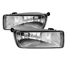 Ford 06-10 Explorer / Sport Trac Clear Bumper Fog Lights w/ Bulbs