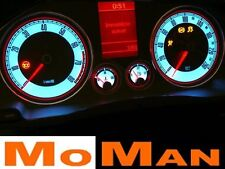 VW Jetta MK3 Touran Golf MK5 tachoscheibe glow gauges plasma dials shift lights