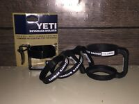 Yeti Handles-10oz Lowball, 20oz, 30oz Or Yeti Tundra Beverage Holder for coolers