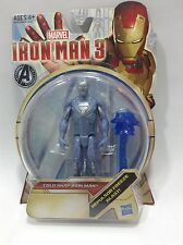 Marvel IRON MAN 3 Cold Snap Repulsor Freeze Blast Action Figure Hasbro 2012