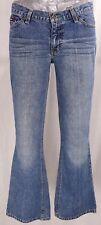 VTG Tommy Hilfiger Jeans 3 Bootcut Crosshatch Morrison Medium Wash Denim Flag 90