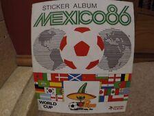 PANINI football Mexico 86 VIGNETTE album vintage