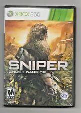 Sniper: Ghost Warrior (Microsoft Xbox 360, 2010)