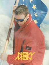 ▬► PUBLICITE ADVERTISING AD NEW MAN European Way Of Life 1997