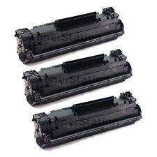 3x TONER Cartridges CF283A For HP LaserJet PRO MFP M127fn M125 M201 M225 83A