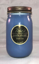 Papa/'s Candle Shoppe Pumpkin Souffle 16 oz Mason Jar Highly Scented Soy Candles!
