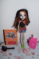 "Monster High Mattel - Skelita Calaveras ""Scaris"""