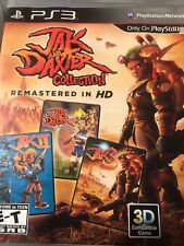 Jak & Daxter Collection Playstation (PS3 PlayStation 3) Complete
