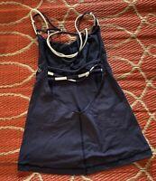 Lululemon Wild Tank Top Run Open Back Strappy Yoga Size 4