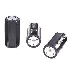 3Pcs 3x AA to D Size Battery Adapter Converter Holder Case BoxJCAULH_CG