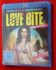 Love Bite - Nichts ist safer als Sex - Horror Komödie - Blu-Ray - 2013 - NEU