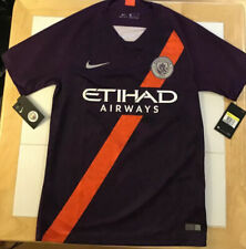Nike Manchester City Third Jersey Purple 919001-538