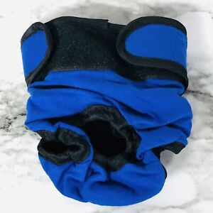 Wee-Wee Washable Diaper Garment for Dog Small Used Females in Heat Training