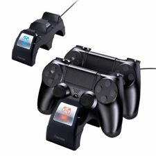 Dualshock Controller Fast Charging Station Dock Dual Stand for PlayStation 4 PS4